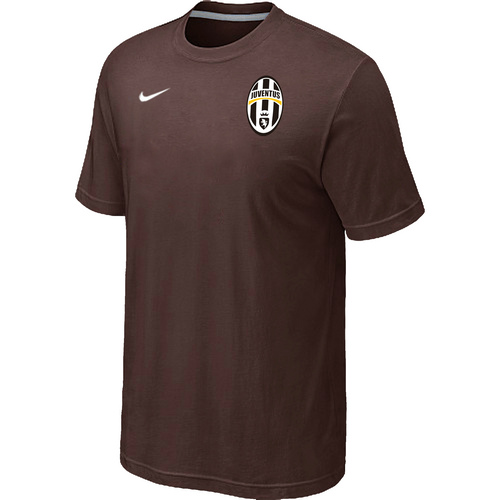 Nike Club Team Juventus Men T-Shirt Brown
