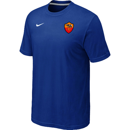 Nike Club Team Roma Men T-Shirt Blue