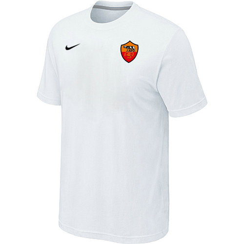Nike Club Team Roma Men T-Shirt White