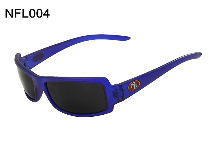 49ers Polarized Sport Sunglasses