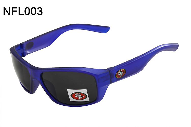 49ers Polarized Sport Sunglasses2