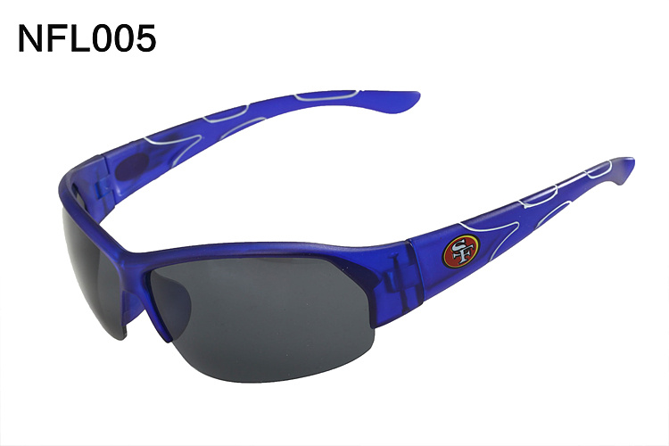 49ers Polarized Sport Sunglasses3