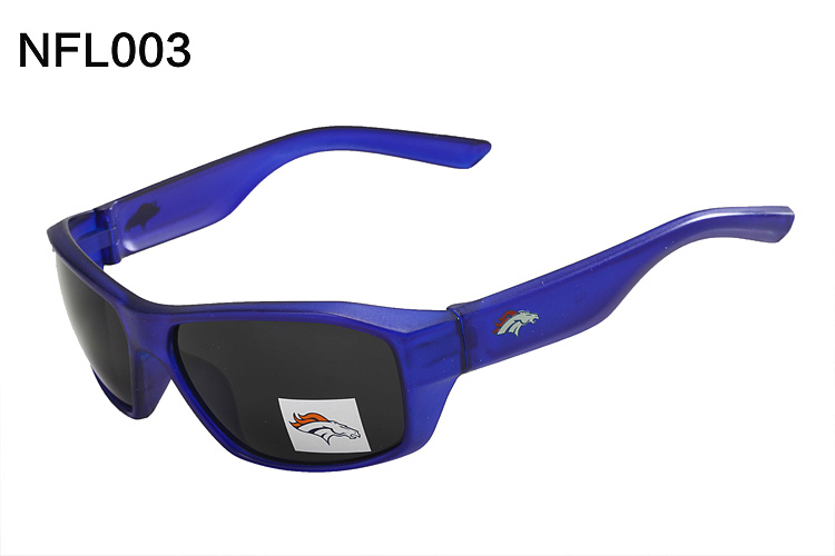 Broncos Polarized Sport Sunglasses