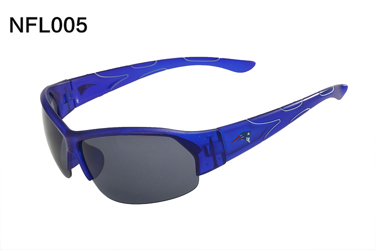 Patriots Polarized Sport Sunglasses