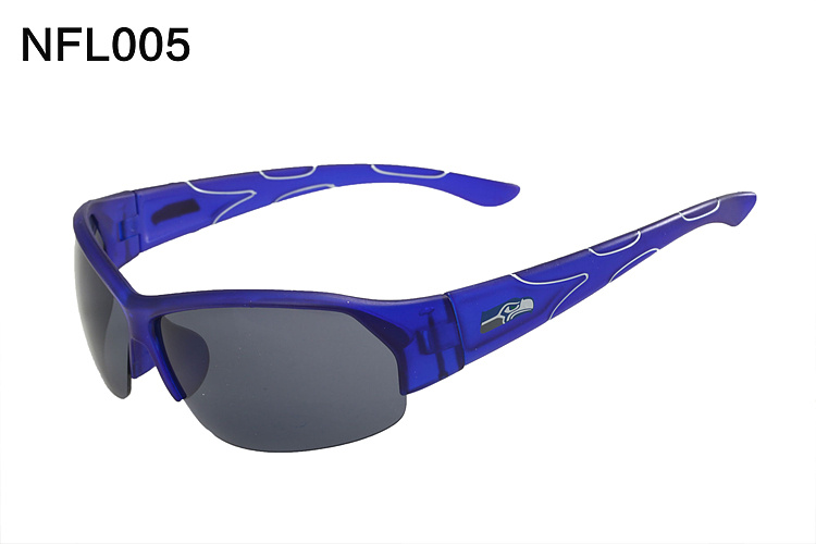 Seahawks Polarized Sport Sunglasses