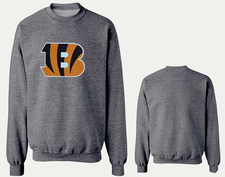Nike Bengals Fashion Sweatshirt D.Grey