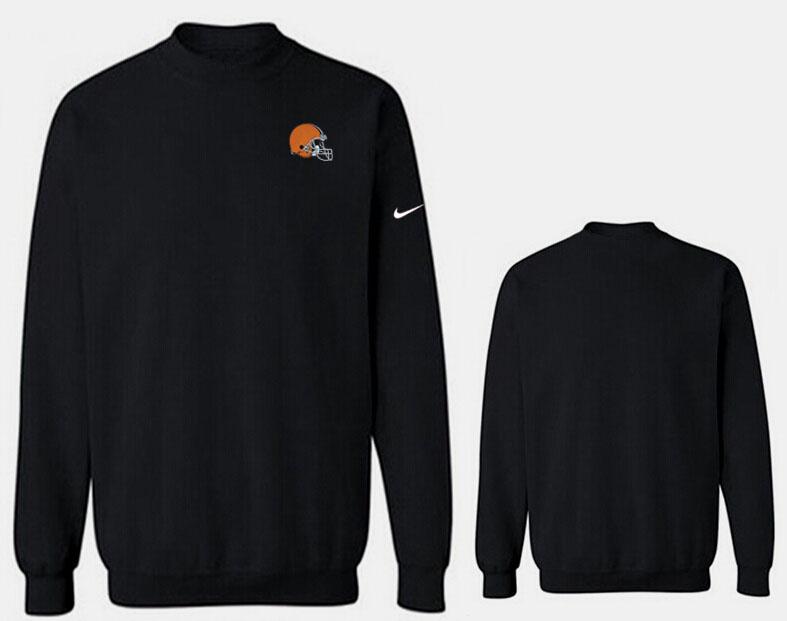 Nike Browns Fashion Sweatshirt Black3