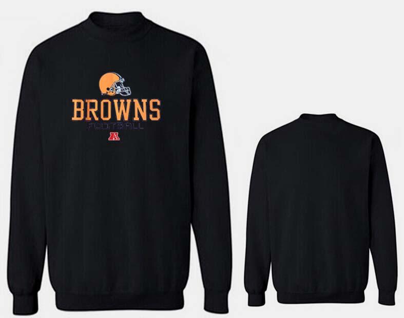 Nike Browns Fashion Sweatshirt Black4