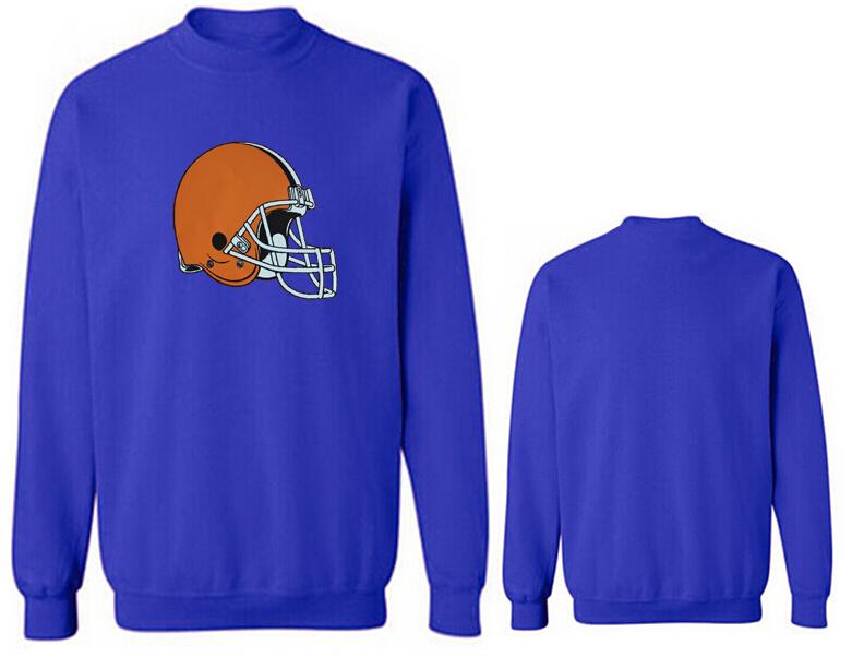 Nike Browns Fashion Sweatshirt Blue