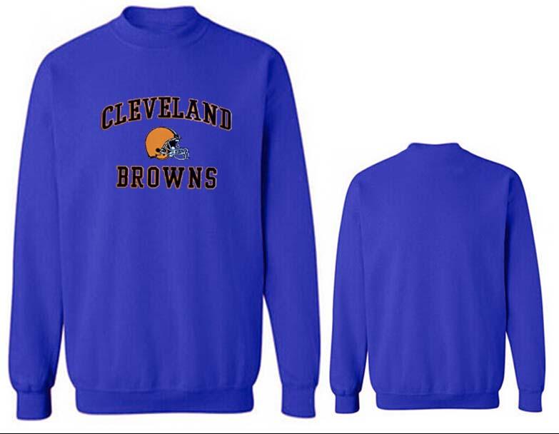 Nike Browns Fashion Sweatshirt Blue2