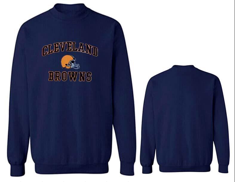 Nike Browns Fashion Sweatshirt D.Blue2