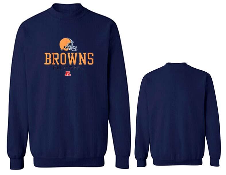 Nike Browns Fashion Sweatshirt D.Blue4