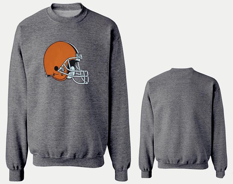 Nike Browns Fashion Sweatshirt D.Grey