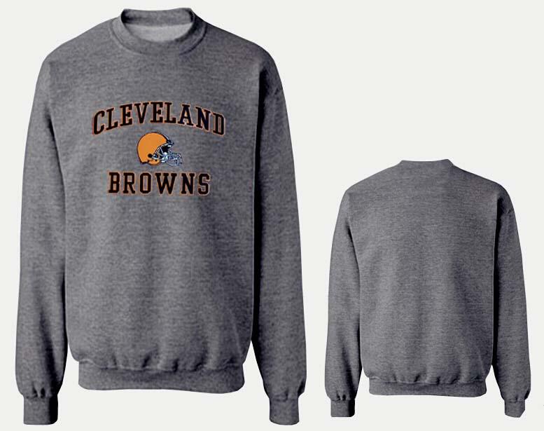 Nike Browns Fashion Sweatshirt D.Grey2