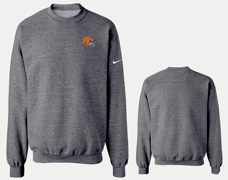 Nike Browns Fashion Sweatshirt D.Grey3