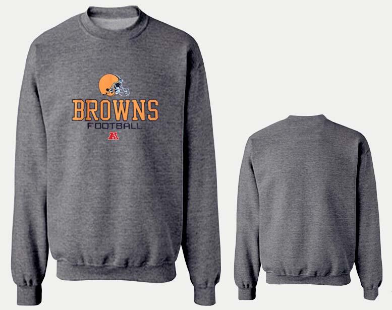 Nike Browns Fashion Sweatshirt D.Grey4