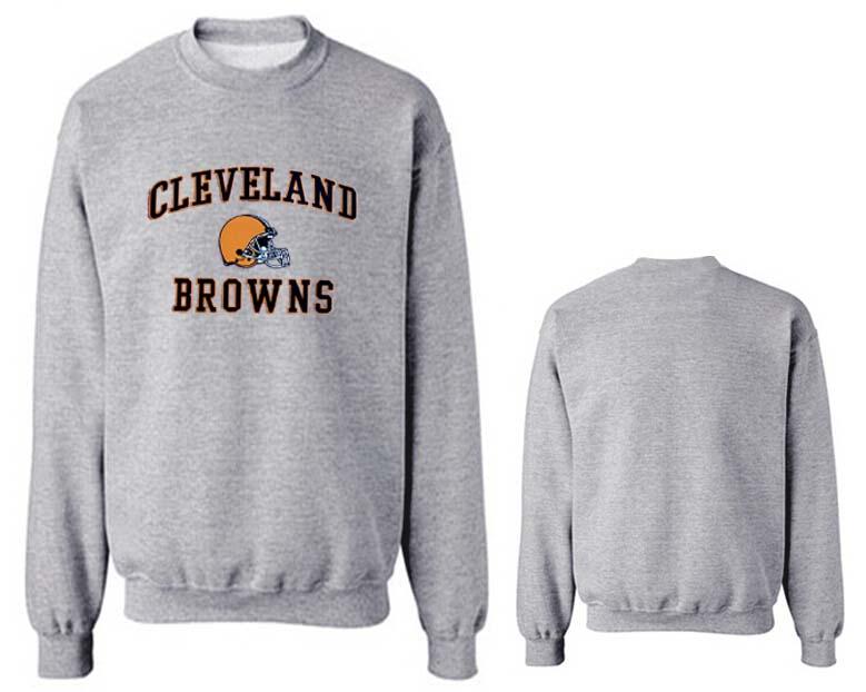 Nike Browns Fashion Sweatshirt Grey2