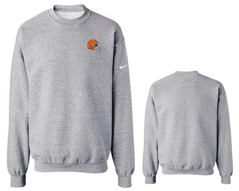 Nike Browns Fashion Sweatshirt Grey3