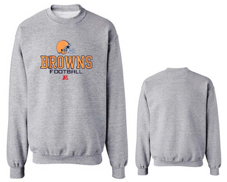 Nike Browns Fashion Sweatshirt Grey4