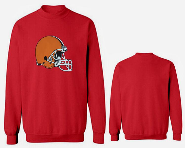 Nike Browns Fashion Sweatshirt Red