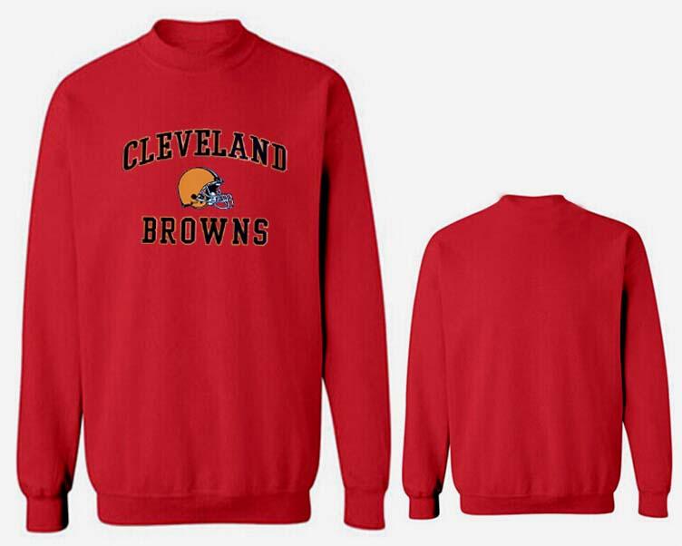 Nike Browns Fashion Sweatshirt Red2