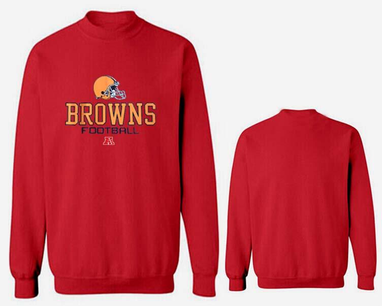 Nike Browns Fashion Sweatshirt Red4