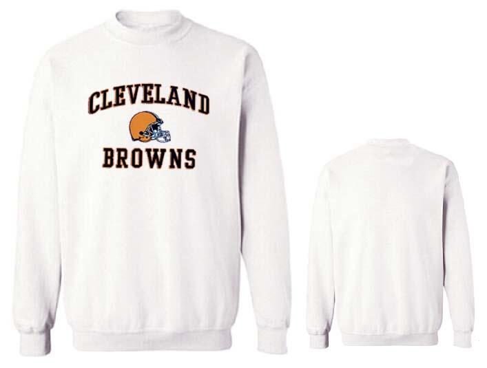 Nike Browns Fashion Sweatshirt White2
