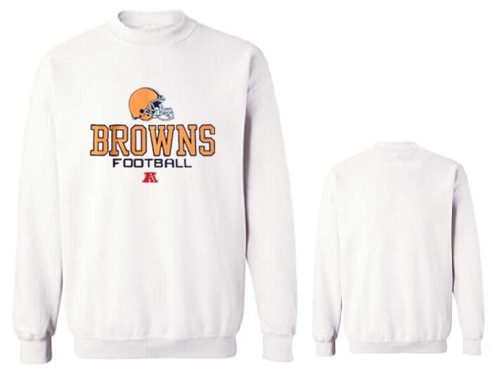 Nike Browns Fashion Sweatshirt White4